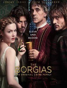 Борджиа (2011) все серии
